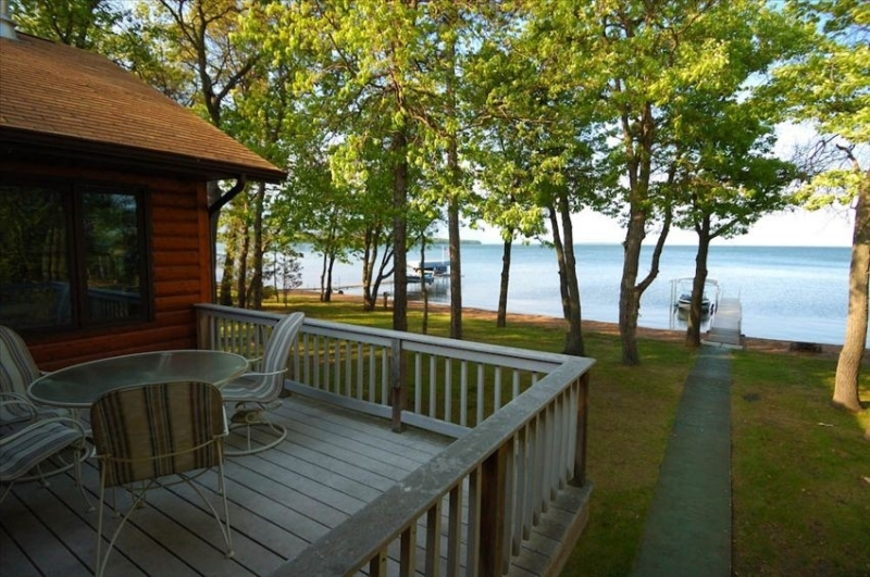 Loon Lodge on Leech Lake